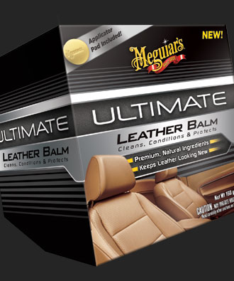 Ultimate leather balm - balsam